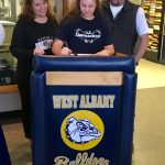 Courtney Isom Signs With OIT