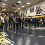 Senior Bulldog Wrestlers Honored