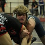 MWC District Wrestling (Day 1) 02/08/19