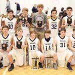 Boys Basketball wins NGAC