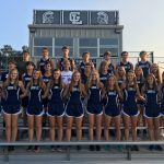 Trojans and Lady Trojans win area titles in Cross Country