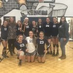 GLMS wins 4th straight NGAC Title in Volleyball