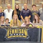 Faith Alexander signs with Kennesaw State