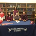Dylan Minghini signs with Lafayette College