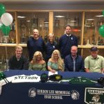 Canaan Burnette signs with Stetson University