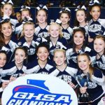History is made as Cheerleaders win Back-To-Back State Championships