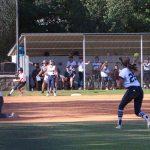 2018 GLHS Softball vs. Christian Heritage