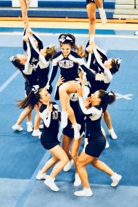 GLHS Cheer Competition