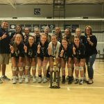 VOLLEYBALL: Lady Trojans are REGION CHAMPS!