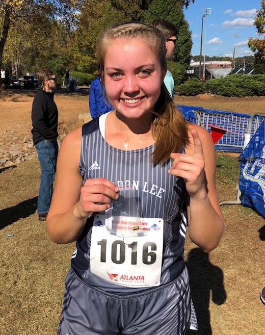 CROSS COUNTRY: O'Neal wins second straight state championship