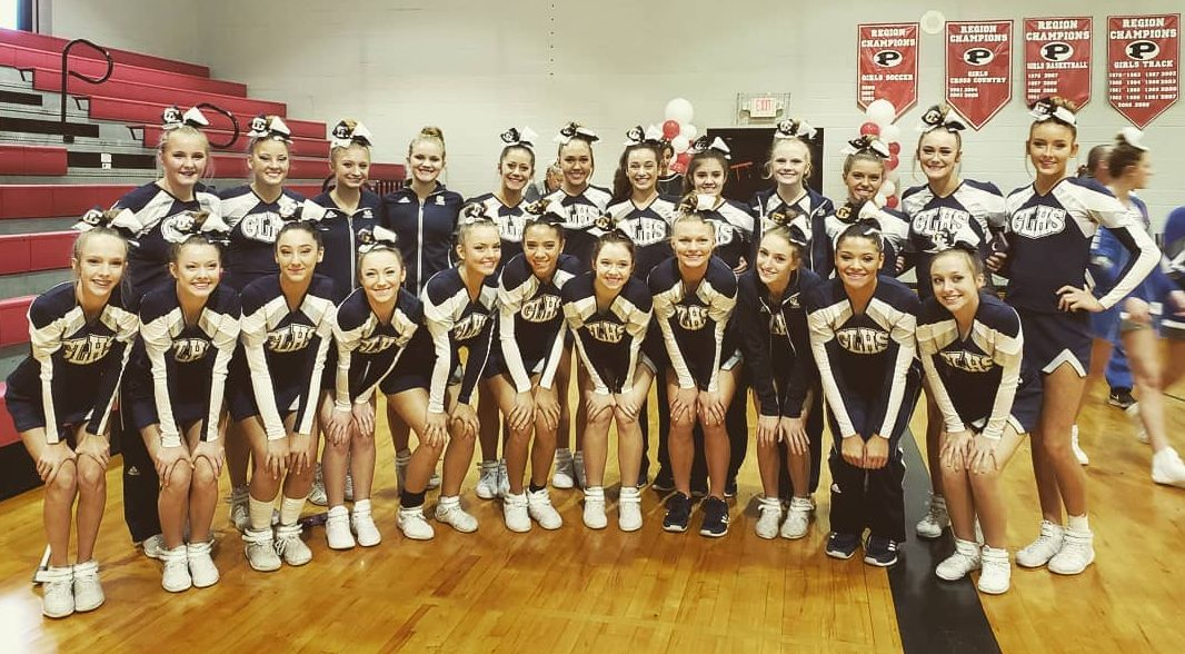 CHEERLEADING: Lady Trojans wins Sectionals; headed to Columbus