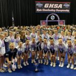 CHEERLEADING: Gordon Lee three-peats as state champion