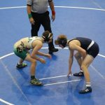 WRESTLING: Gordon Lee earns tri-match sweep