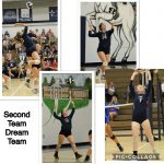 DREAM TEAM VOLLEYBALL: Lee, McDaniel, Thomison, Collier Make Second Team