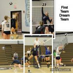 DREAM TEAM VOLLEYBALL: First Team