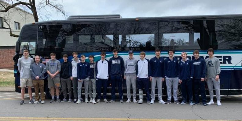 BASKETBALL: Trojans travel to Montgomery County for State Playoffs
