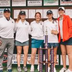GIRLS GOLF: Lady Trojans take second at Uchee Trail Golf Club