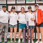 GIRLS GOLF: Lady Trojans take second at Uchee Trail Golf Club