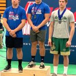 Beau Barrett wins 2019 State Championship in USA Powerlifting; breaks record