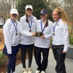 GIRLS GOLF: Lady Trojans finish 3rd at Chateau Elan Tournament