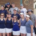 TENNIS ROUNDUP: Area teams eliminated in first round of state