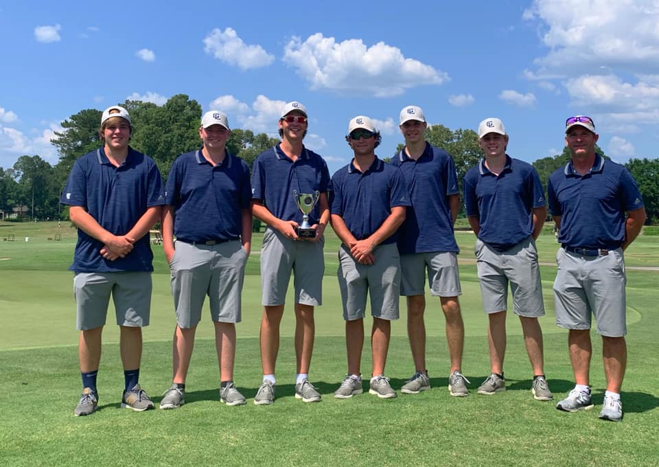 GOLF: Boys win State Runner Up; Windham Wins Individual Runner Up