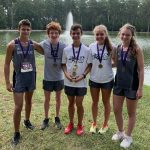 CROSS COUNTRY: Trojans sweep at Cartersville
