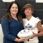 Nate Dunfee- Alfa Insurance Player of the Week