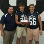 Cody Thomas and Jackson Moore- Farm Bureau Players of the Week