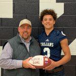 Farm Bureau's Player of the Week- Jacob Neal
