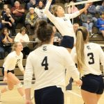 VOLLEYBALL: Gordon Lee breezes into state quarterfinals