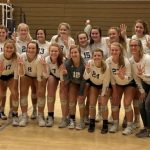 VOLLEYBALL: TROJANS ADVANCE TO FINAL FOUR
