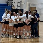 VOLLEYBALL: Lady Trojans end season at Final Four