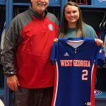 SOFTBALL: Maddie Clark commits to West Georgia