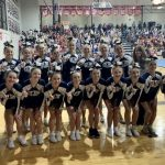 CHEERLEADING: Lady Trojans advance to State Finals: placed 1st at Sectionals