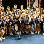 Cheerleaders win fourth consecutive State Championship