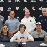 BASEBALL: Jake Wright signs with Carson Newman