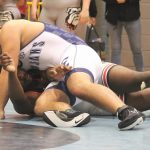 WRESTLING: Trojans place 4th at North Murray Duals