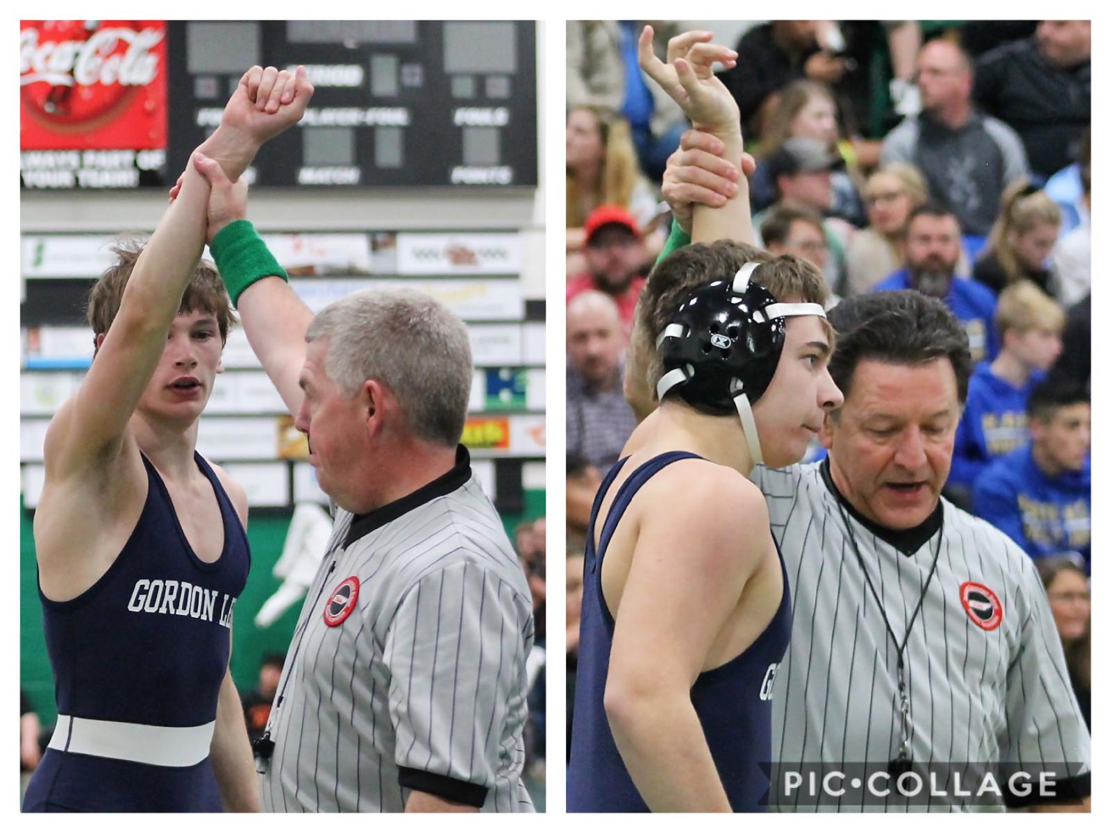 WRESTLING: Burnette, Penn place second in Knoxville