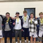 WRESTLING:Gordon Lee takes fifth in Chattanooga