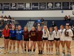 VOLLEYBALL: All Area Lady Trojans