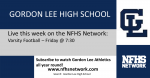 NFHS Live Streaming this Week