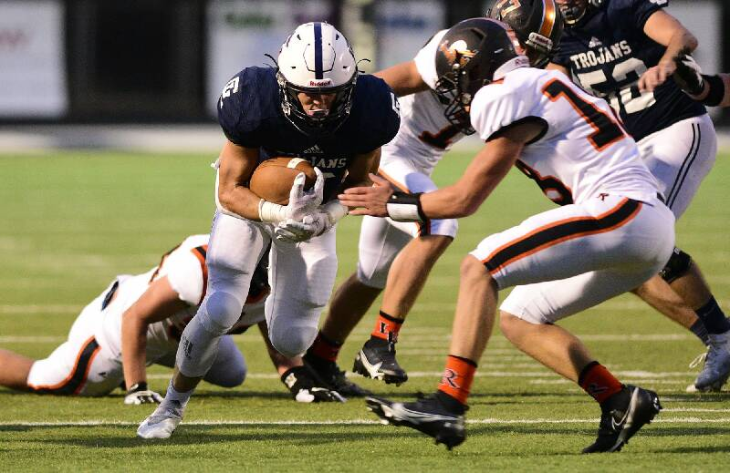 Cade Peterson named Chattanooga Times Free Press Player of the Week