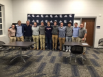 Football team recognized by CCS Board of Education