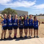 LADY OWLS CROSS COUNTRY DISTRICT MEET