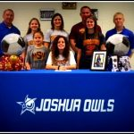 Rohleder Signs Letter of Intent with Midwestern State University