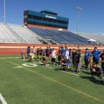 Joshua Football Camp