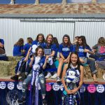 Freshman Volleyball Completes Season Sweep of Granbury