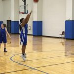 Autumn Shank Scores 8 Points and Grabs 5 Rebounds Vrs. Corsicana