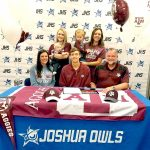 Mason Farley signs with Aggies